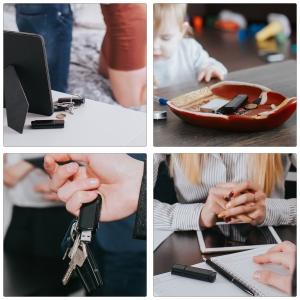 Camera Video Spion cu Reportofon Ascuns in Stick USB | Autonomie Baterie - 5 Ore in Modul Video | Functie Reportofon - 26 de Ore | Suporta Micro-SD Card de Maxim 32GB