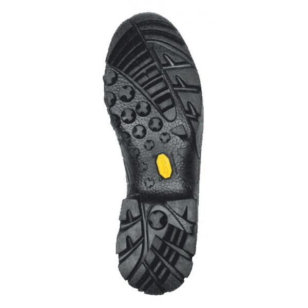 Cizme adventure Falco Mixto 2 ADV, WP, Vibram, D3O<sup>&reg;</sup>, Black