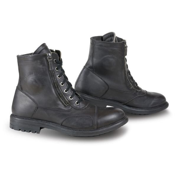 Ghete urban Falco Aviator, WP, D3O<sup>&reg;</sup>, Black