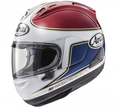 Casca Arai RX-7V Spencer 40th0