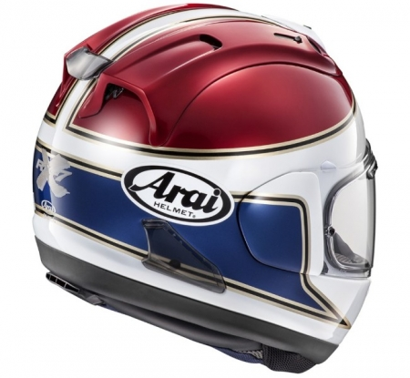 Casca Arai RX-7V Spencer 40th2