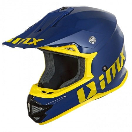 Casca IMX FMX-01 Play, Blue/Yellow