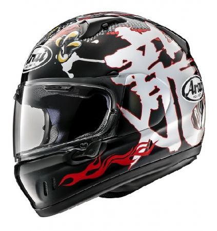 Casca Arai Renegade-V Dragon0