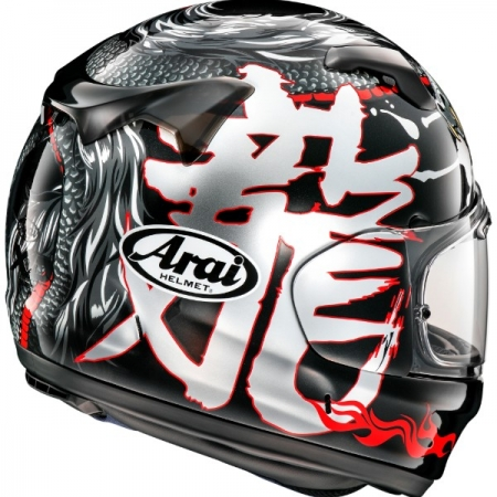 Casca Arai Renegade-V Dragon2