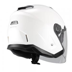 Casca open face NZI Avenew Duo, White