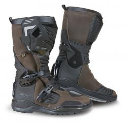 Cizme adventure Falco Avantour Evo, WP, D3O<sup>&reg;</sup>, Brown
