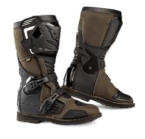 Cizme adventure Falco Avantour, WP, D3O<sup>&reg;</sup>, Brown