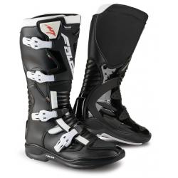 Cizme mx/enduro Falco Drake 2.1, D3O<sup>&reg;</sup>, Black
