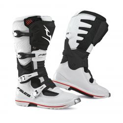 Cizme mx/enduro Falco Extreme Pro 3.1, WP, D3O<sup>&reg;</sup>, White/Black