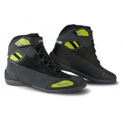 Ghete urban Falco Jackal wtr, WP, D3O<sup>&reg;</sup>, Black/Fluo