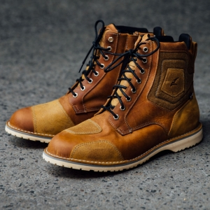 Ghete urban Falco Ranger, WP, Vibram, D3O<sup>&reg;</sup>, Camel Brown