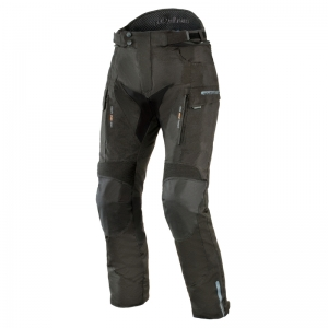 Pantaloni touring Rebelhorn Cubby III, 4 in 1, Black