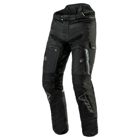 Pantaloni touring Rebelhorn Patrol, 4 in 1, Black