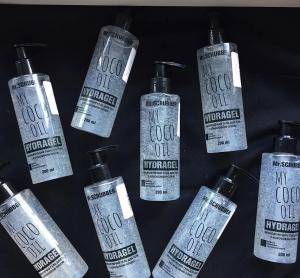 Gel hidratant de la Mr.Scrubber cu betaină și ulei de cocos - HYDRAGEL, 200ml