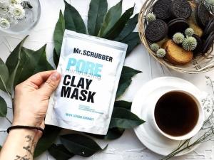 Mască de argilă cu extract de grâne si lămâie pentru reducerea porilor și iritațiilor - Pore minimizing Clay Mask, 150g