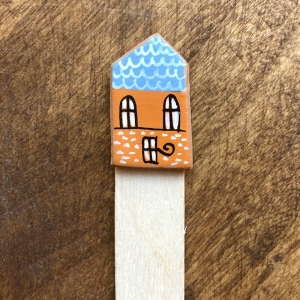 Semn de carte Little Houses model 70