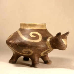 Cow-shaped Bowl