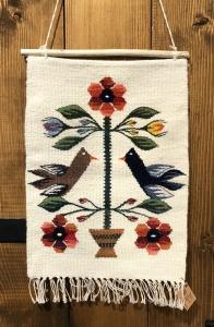 Tapiserie 45x30 cm motiv pomul vieții colorat