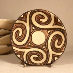 Farfurie Ø 13 cm - Spirală
