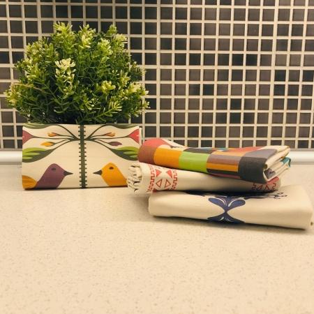 Șervet de bucătărie - Pomul Vieții1