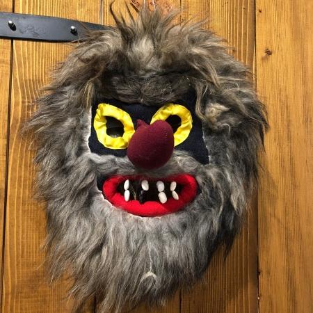 Mască decorativă tradițională model 31