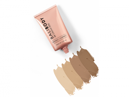 Bali Body BB Cream SPF 15 Tan Shade