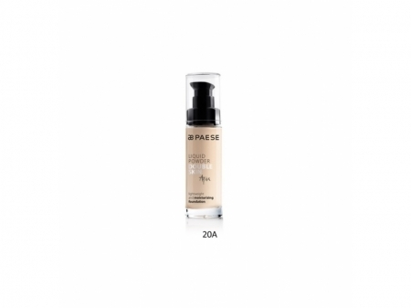 Fond de ten matifiant Liquid Powder Paese  30 ml