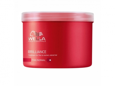 Masca Care Brilliance Fine Wella 500ml