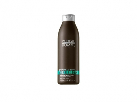 Sampon anti-matreata pentru barbati  Cool Clear L`Oreal Professionel 250ml