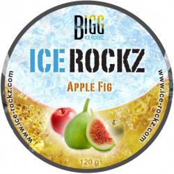 Aromă narghilea BIGG Ice Rockz Apple Fig, fără nicotină, 120g