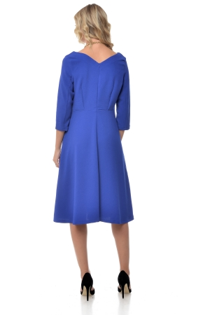 Rochie casual blue