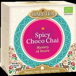 Ceai premium Bio Hari Tea - Mystery of Desire - spicy choco chai
