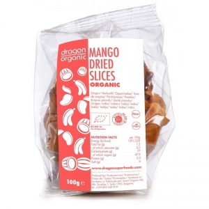 Mango Uscat Bio Felii