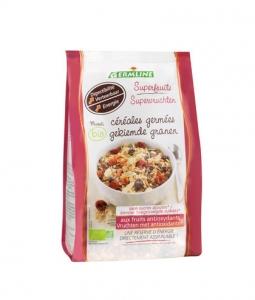 Musli din cereale germinate cu superfructe bio 350g Germline