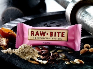 RawBite Peanut Protein NativeBox