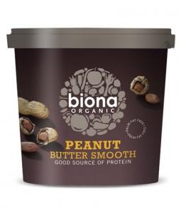 Unt de arahide Biona smooth 1 kg
