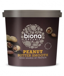 BIO Unt de arahide Biona smooth 1 kg