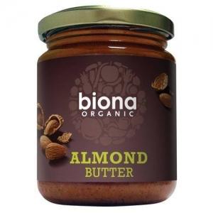 Unt de migdale Biona - Produs BIO, Vegan - Livrare rapida