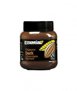 Crema de ciocolata neagra Essential Bio 400g