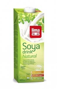 Lapte de soia bio 1L