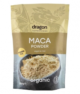 Maca pudra raw BIO 200g - Dragos Superfoods