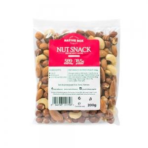 Nut Snack - mix caju, migdale, alune de padure 900g