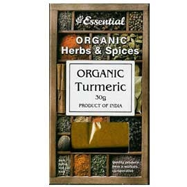 Turmeric macinat bio 30g Essential