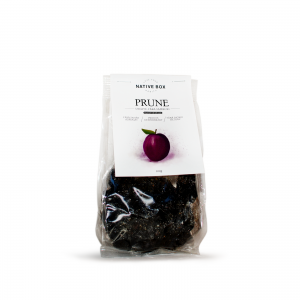Prune uscate fara samburi 200g NativeBox