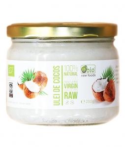 Ulei de cocos virgin bio Obio 250g