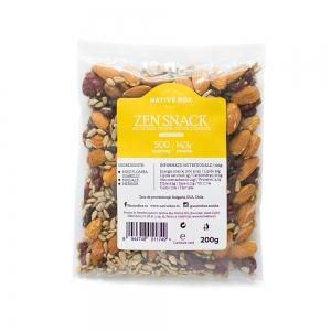 Zen Snack: Mix de seminte, migdale, merisor