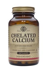 SOLGAR CHELATED CALCIUM 100 TB