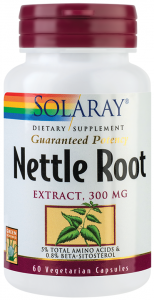 SECOM NETTLE ROOT(URZICA) 60 CPS SOLARAY
