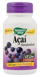 SECOM ACAI 520 MG 60 CPS VEGETALE