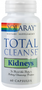 SECOM TOTAL CLEANSE KIDNEYS 60 CPS